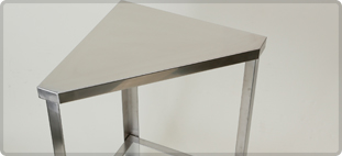 三角型作業台